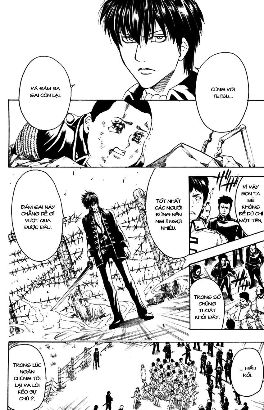 Gintama Chap 367 page 19 - Truyentranhaz.net
