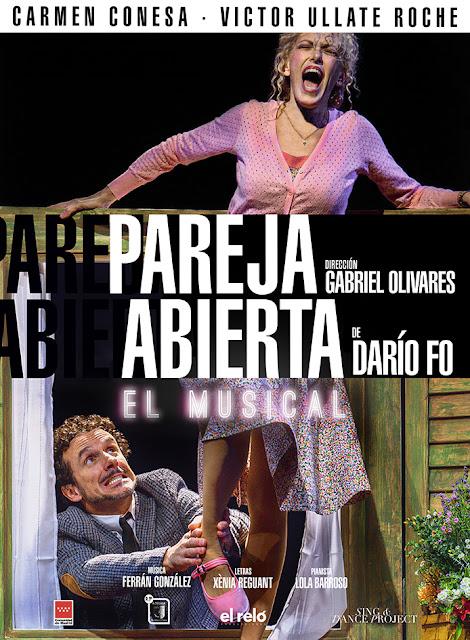 Pareja Abierta, el musical (Madrid)
