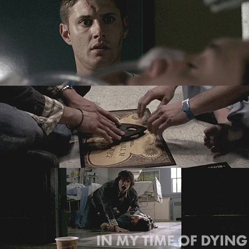 Supernatural 2x01 - In My Time of Dying