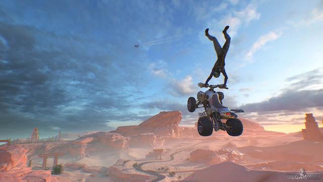 ATV Drift and Tricks pc imagenes