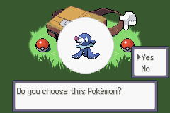pokemon emerald advanced screenshot 1