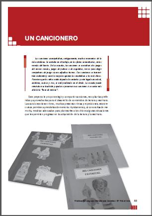 CANCIONERO BICENTENARIO