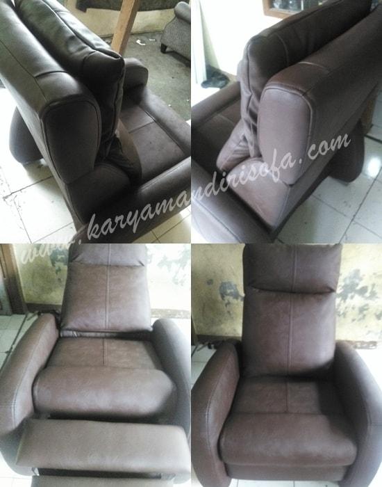 Sofa Reclner pemijatan