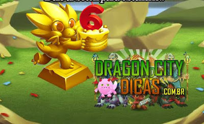 6 ANOS DO DRAGON CITY - Evento em breve!