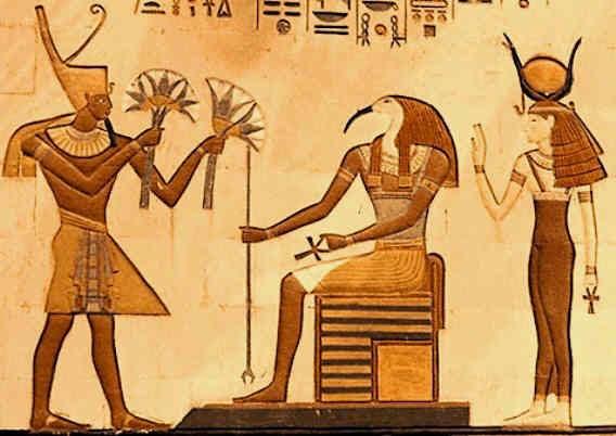 Blue Lotus : The Entheogen of Ancient Egypt The%2BBlue%2BLotus%2BAncient%2BEgypt%2BSacrament