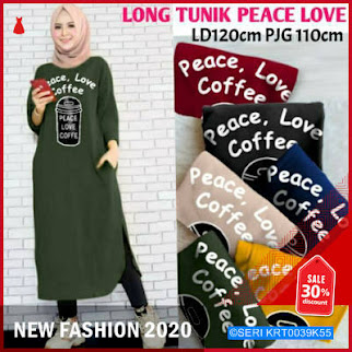 KRT0039K55 Gr Long Tunik BMGShop