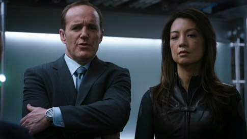 Agents of SHIELD S01E03 The Asset