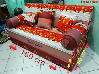 Sofa Bed Inoac 3 In 1 Simmons Microfiber Reviews Harga Kasur Terbaru 19 Januari 2017 ...