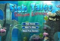 تحميل لعبة السمكة Fish Tales للكمبيوتر مجانا
