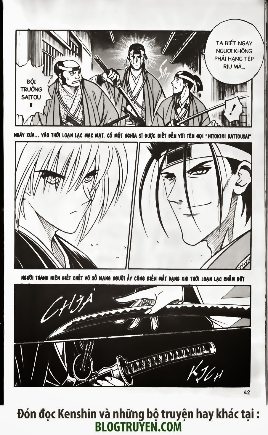 Rurouni Kenshin chap 179 trang 19