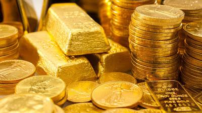 Quotazione Oro: Prezzo più alto in 8 Mesi