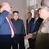 ٹرمپ کا شمالی کوریا کے جنرل کو انوکھا سلیوٹ