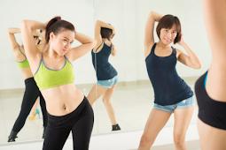 7 latihan aerobik untuk membantu Anda memiliki tubuh yang langsing