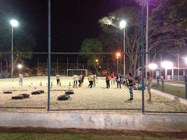 CREF1 realiza Operação Varredura no Sul Fluminense. Foto: CREF1/Divulgação