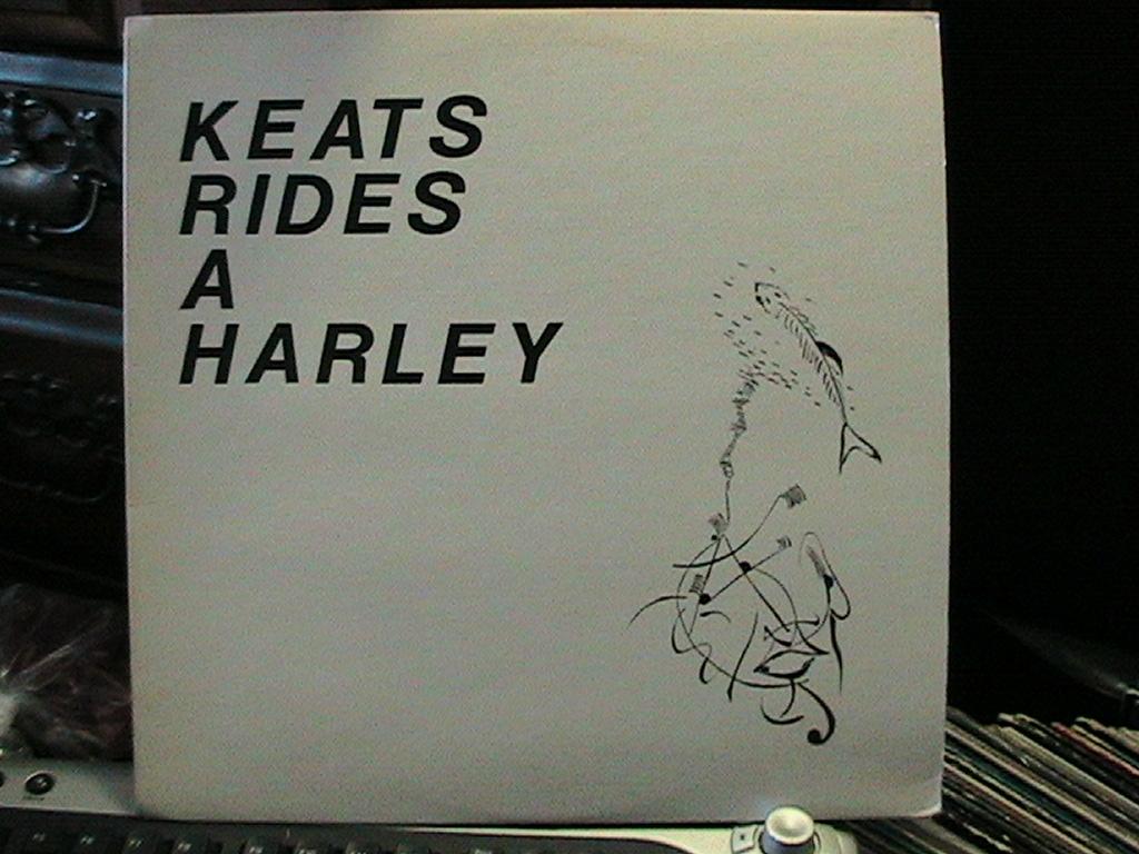 DOWN UNDERGROUND: VA - Keats Rides A Harley LP 81