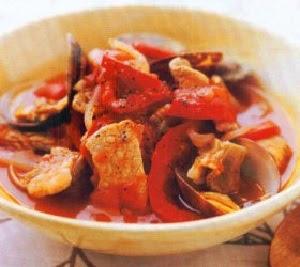 Resep Daging Tambeca Santan