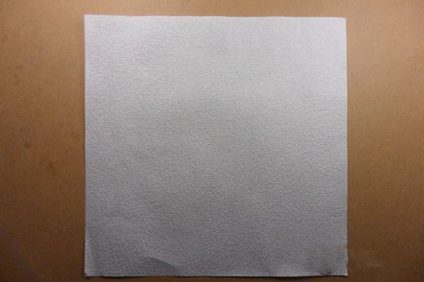 Ангел из бумаги в технике оригами (1)
