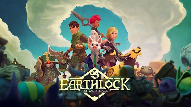 EARTHLOCK, RPG de aventura 3D, ganha versão demo no Steam; teste antes de comprar