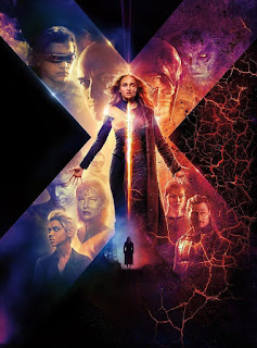 Poster X-Men Fénix Oscura