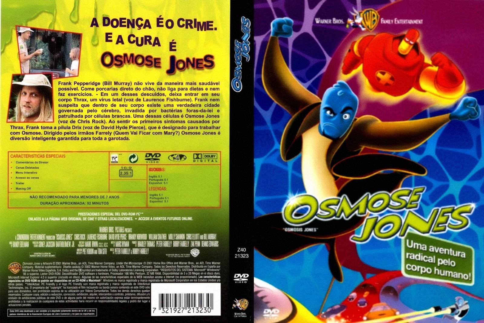 osmose jones filme