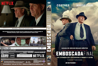 CARATULA - EMBOSCADA FINAL - The Highwaymen - 2019