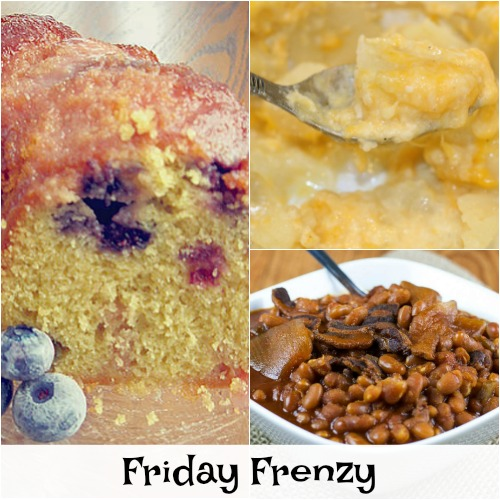 Friday Frenzy 13 - Home Sweet Homestead