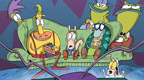 Rocko's Modern Life' and 'Invader Zim' Movies Coming To