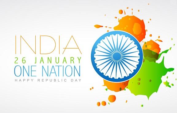 Essay, Speech on Republic Day of India, 26 January 1950