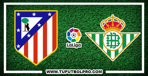 Ver Atlético Madrid vs Betis EN VIVO Por Internet Hoy 14 de Enero 2017