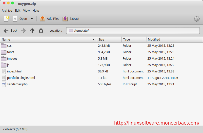 Blog b1 » b1 free archiver for linux ubuntu review by hectic geek.