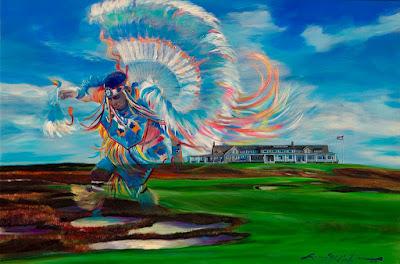 American Golfer: McTier Art Joins NextLinks and Shinnecock Nation