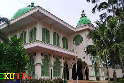 Masjid Jami' Baiturrohman Tempat Rehat Nyaman Buat Sahabat Traveling