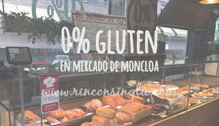 madrid cero por ciento gluten