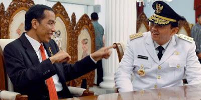 Pengamat : Kenapa Jokowi Diam Saja Melihat Perilaku Politik Ahok?