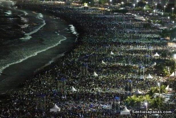 Pantai Copacabana, Brazil