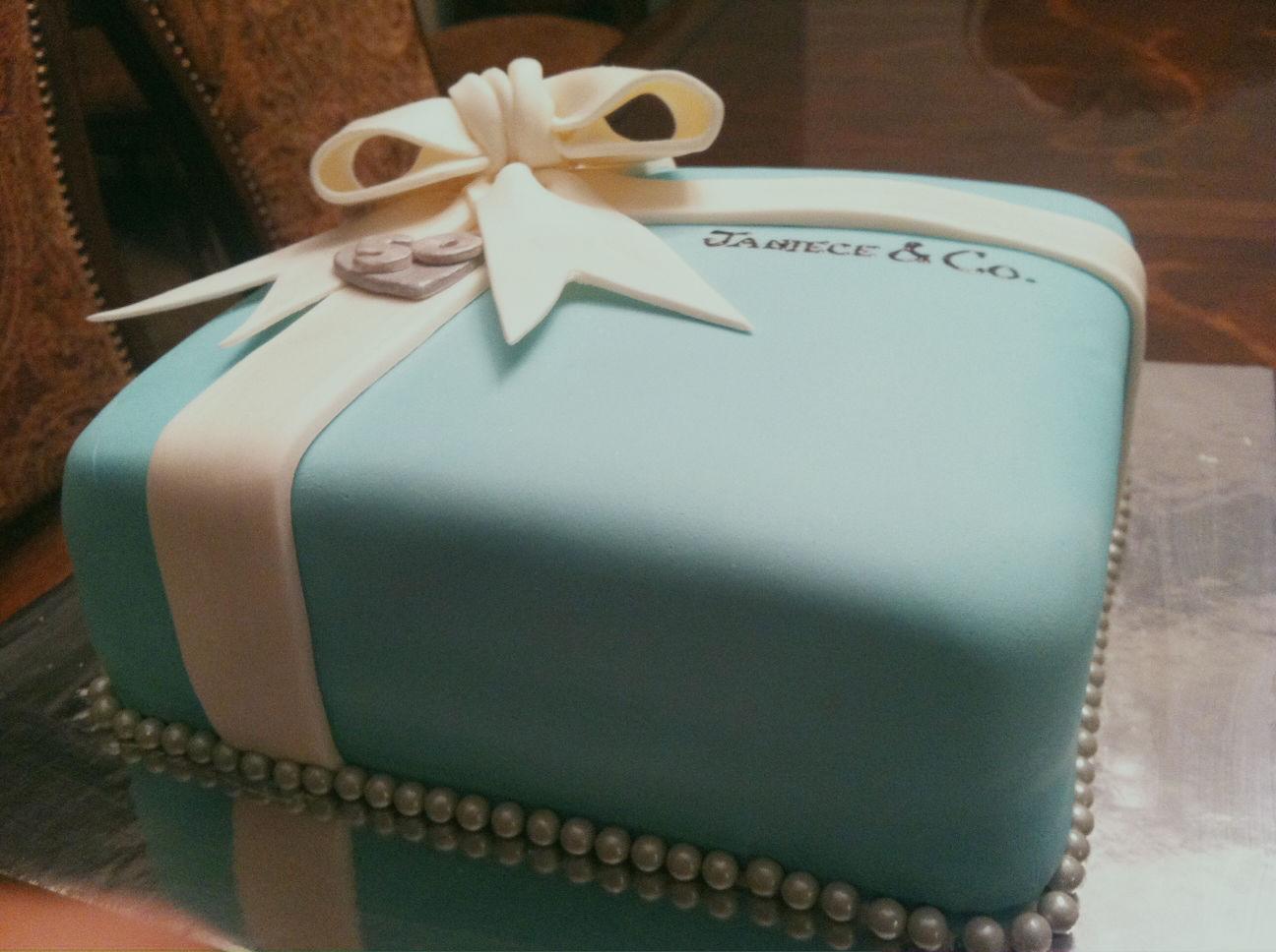 Happy Birthday Janiece Cake