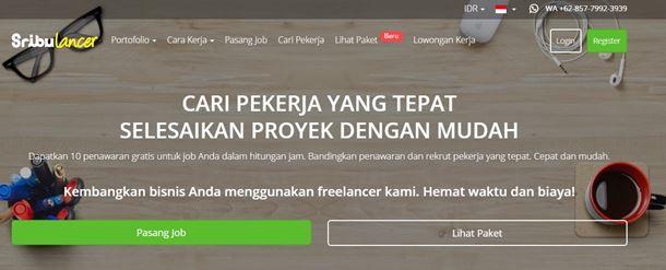 situs lowongan kerja online