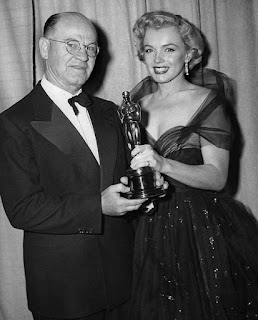 Marilyn Monroe 1951 Oscars