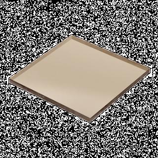 tấm lợp polycarbonate màu nâu đồng