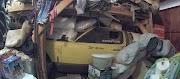 Garage Find: Gt40 Mk.I chassis P/1067