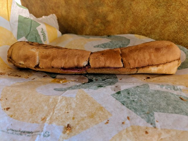 Review: Subway - Ultimate Spicy Italian Sub