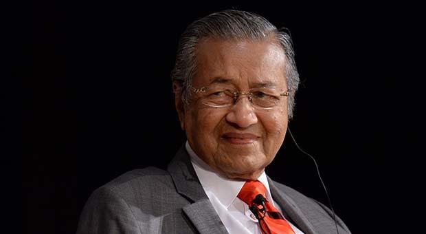 Mahathir Mohamad: Israel Seperti Negara Perampok