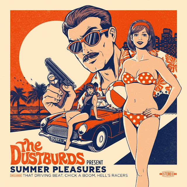 THE DUSTBURDS - Summer pleasures 1