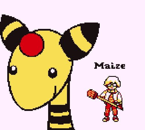 Pokemon Maize