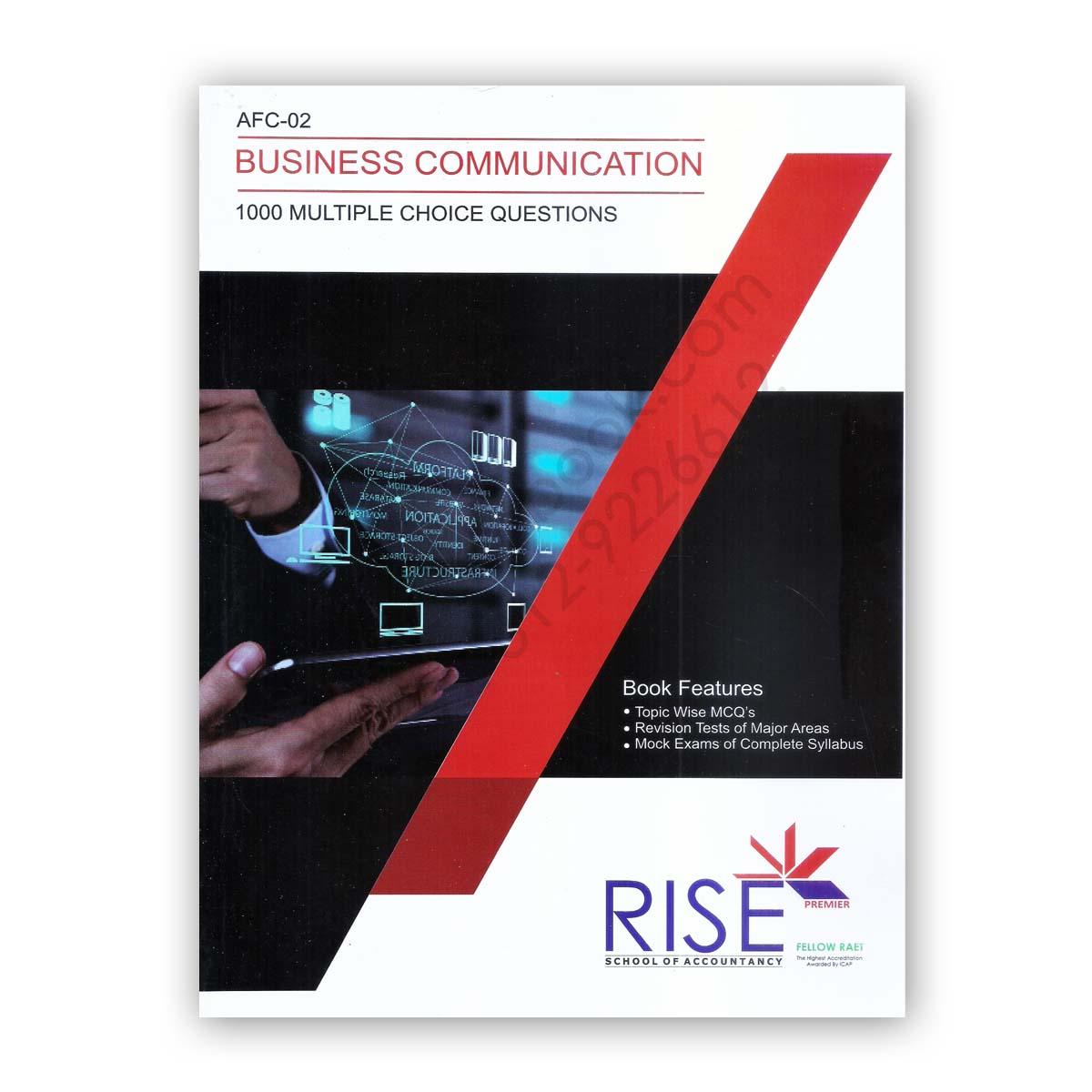 RISE BC Book  pdf