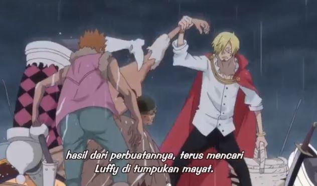 One Piece Episode 824 Subtitle Indonesia