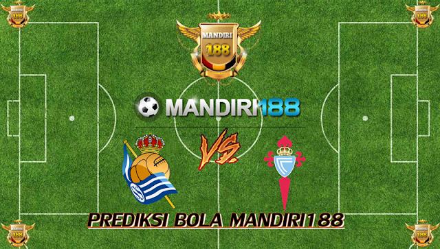 AGEN BOLA - Prediksi Real Sociedad vs Celta Vigo 22 Januari 2018