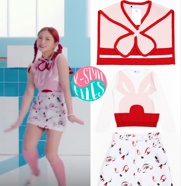 Russian roulette red velvet clothes poker ride 2018
