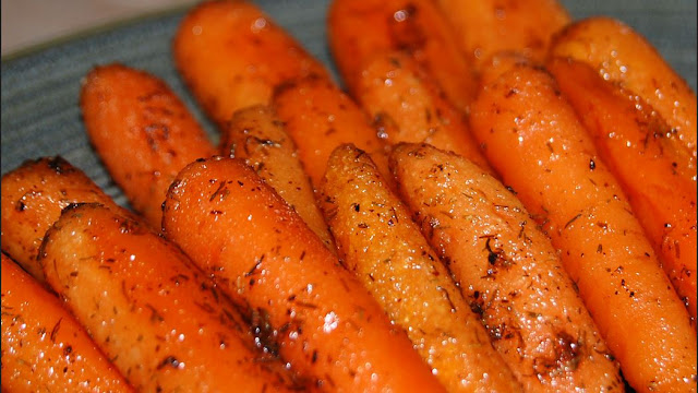 Honey Roasted Carrots , 2 Points plus , weight watchers recipes