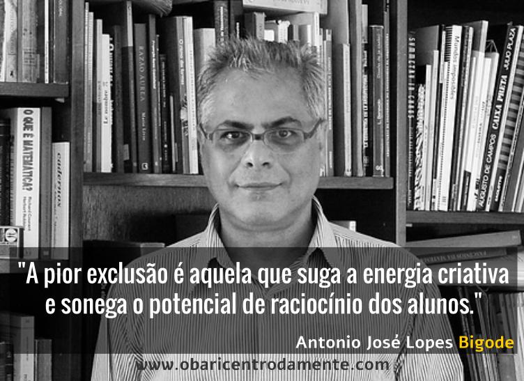Biografia de Antonio José Lopes Bigode
